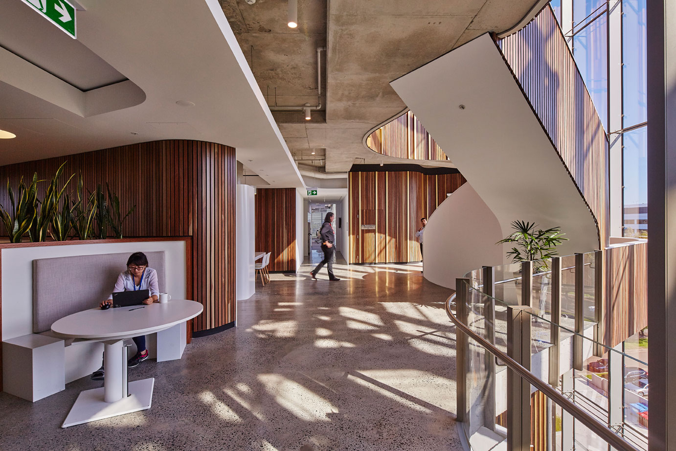 CSM Office Furniture Sydney & HDR Rice Daubney