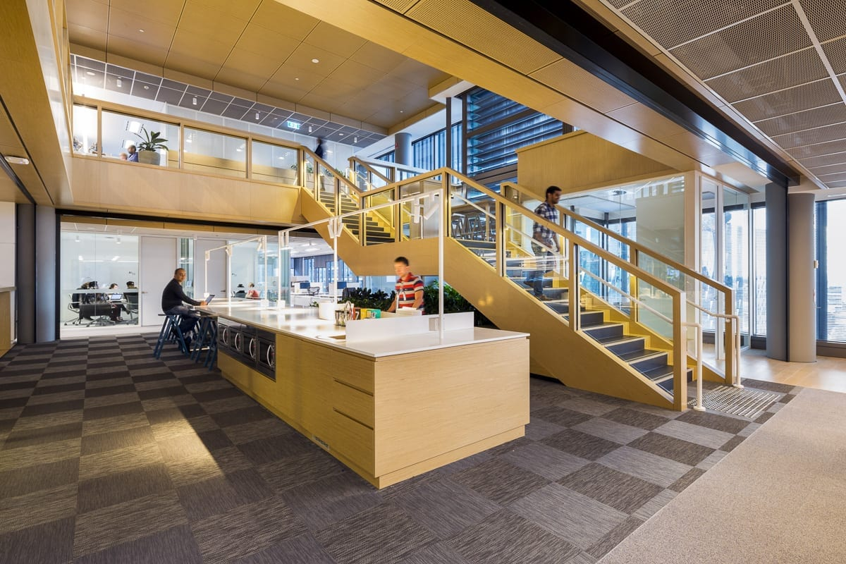 CSM Office - Storage Solutions - Sydney - AGL Project