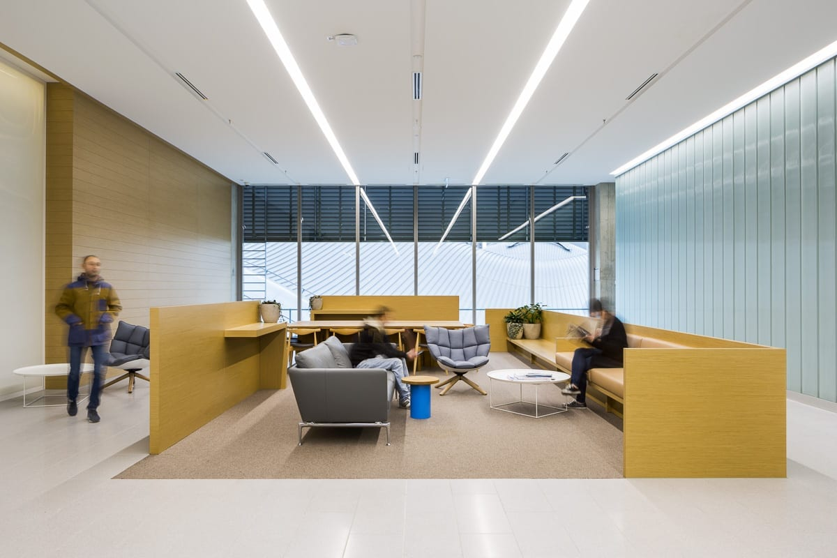 CSM Office Furniture Solutions - Sydney - AGL Project