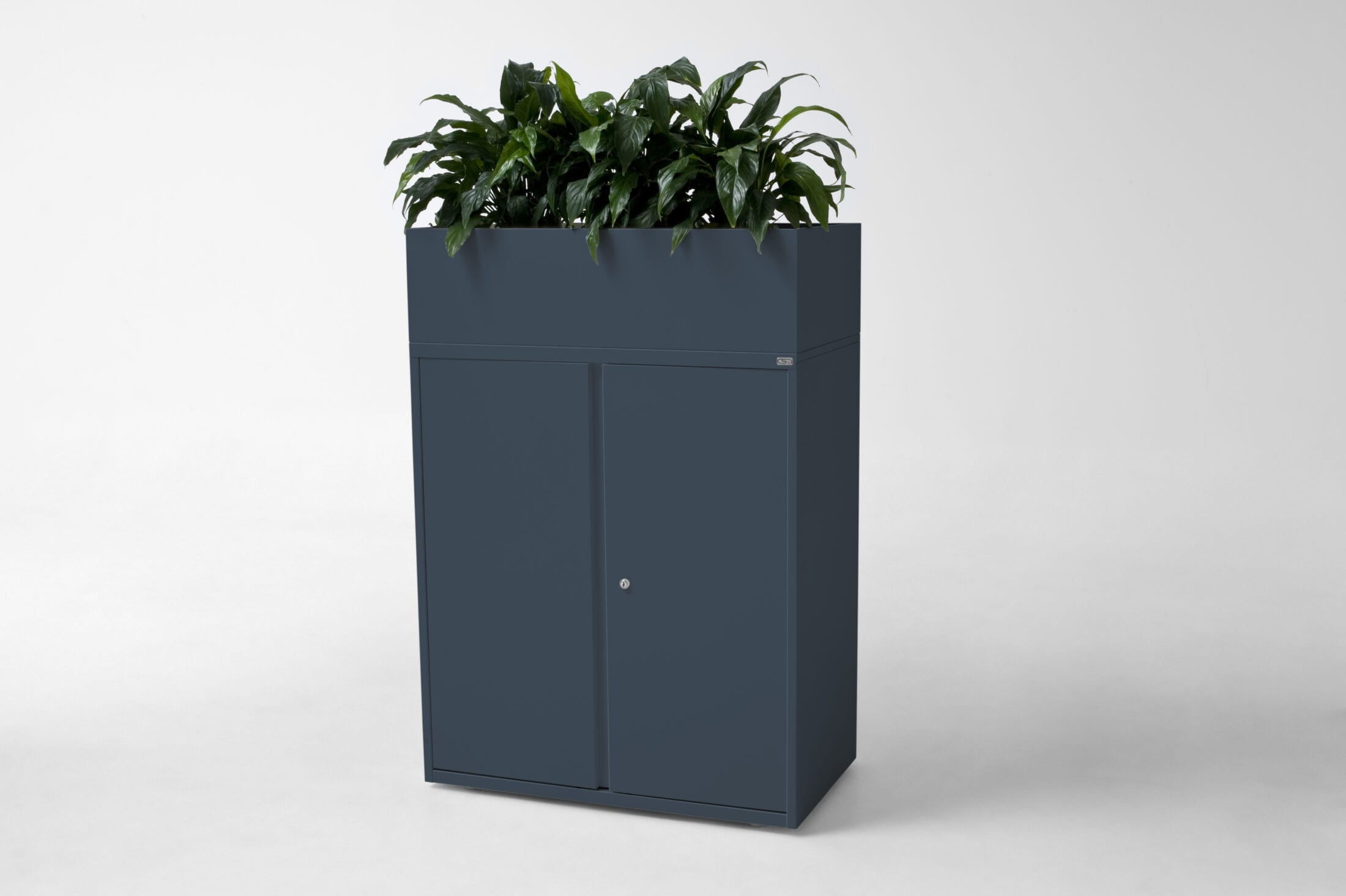 Office Cabinet with Planter