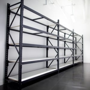Open Shelving Long Span Shelving