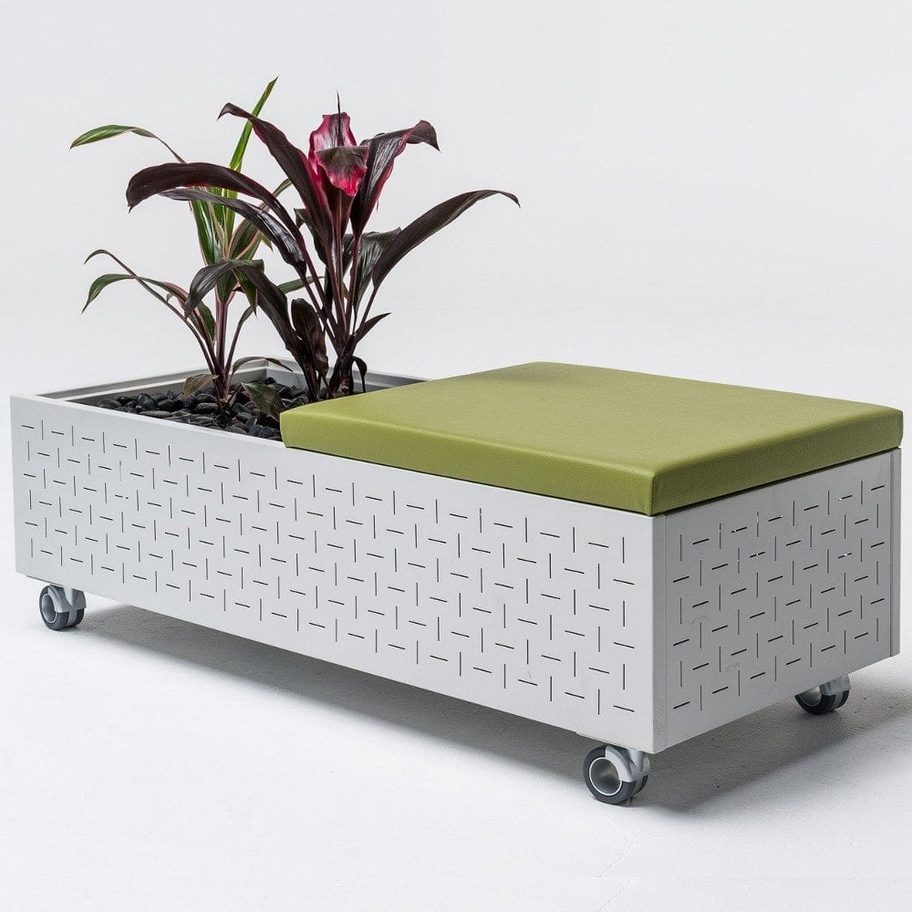 Planter Box Seat Office Furniture