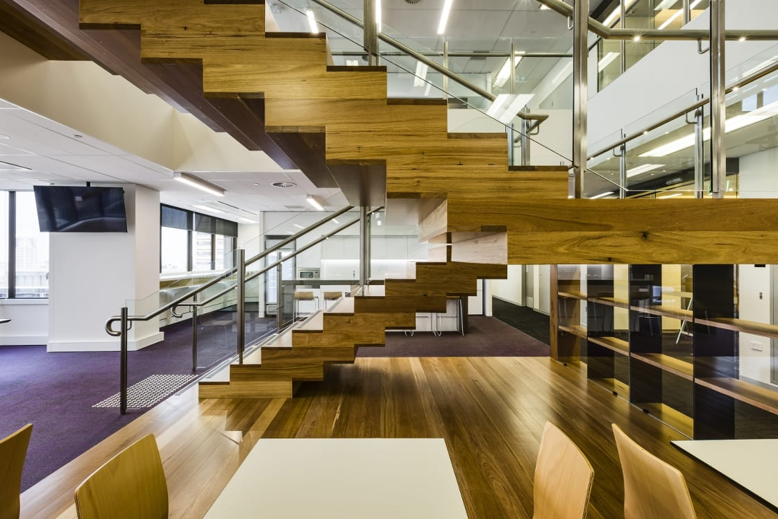 Commercial Office Building in Sydney, Australia (Photoy by Robert Walsh)