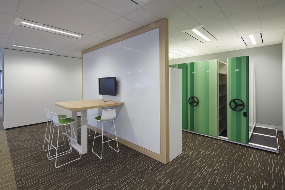 CSM Office - Manufactured Rolling Storage Systems