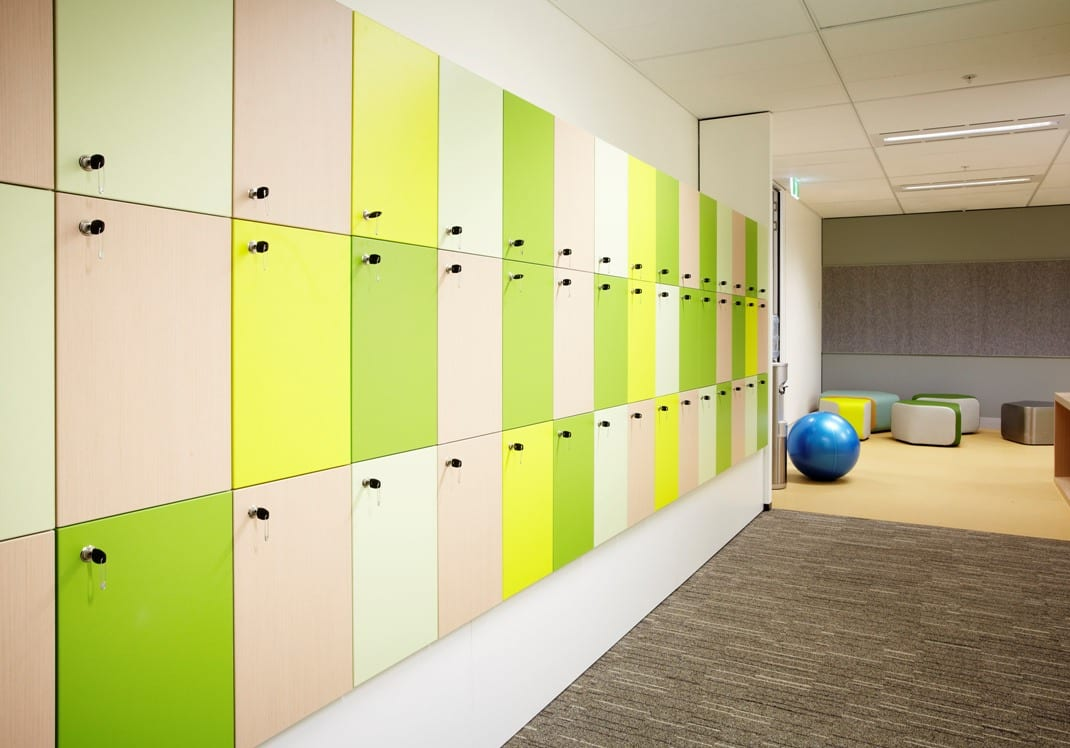 CSM Office Storage Solutions - Customised Locking Solutions
