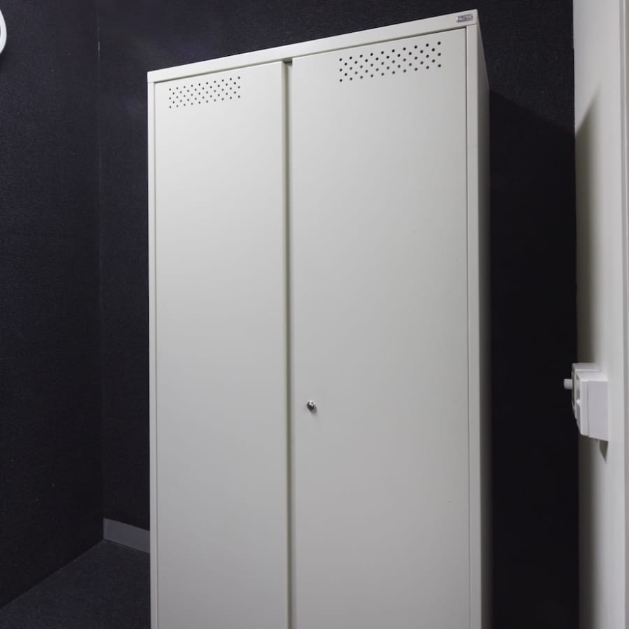 Cabinet for Tasers