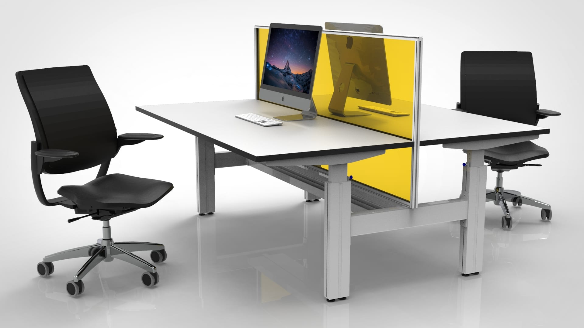 Adjustable Workstation