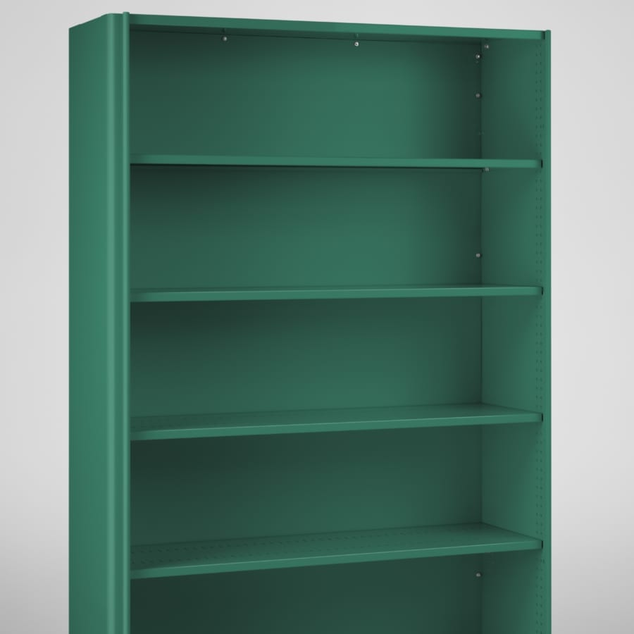 Open Shelving Systems Shelving