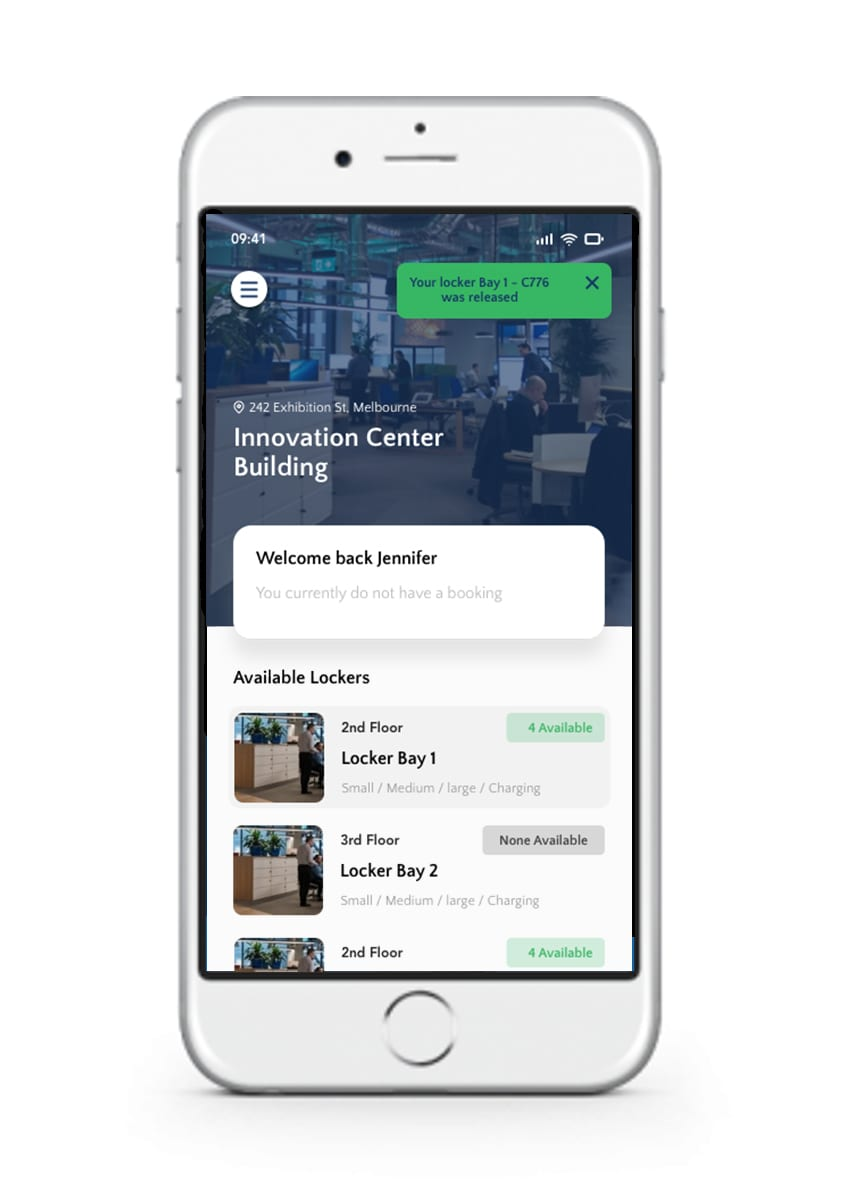 Discover Office App